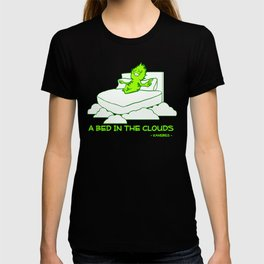 A Bed in the Clouds T-shirt