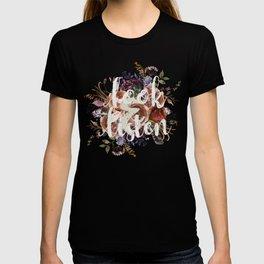 Look & Listen Floral T-shirt