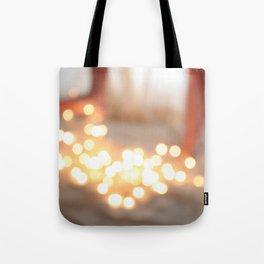 Treading light Tote Bag