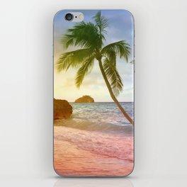 boracay iPhone Skin