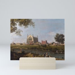 Eton College Chapel by Canaletto Mini Art Print
