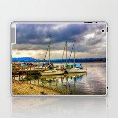 Yachts on Lake Windermere Laptop & iPad Skin