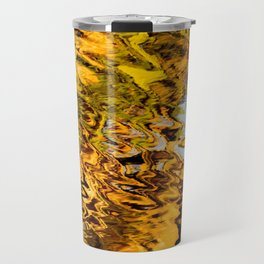 Pandanus Reflection Burgess Creek Travel Mug
