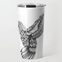 Ornate Colibri Travel Mug