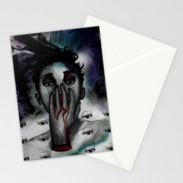 Nose Bleed  Stationery Cards