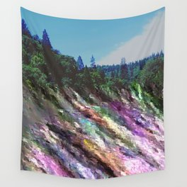 Happily Stranded Wall Tapestry