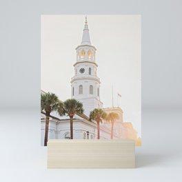 Charleston South Carolina Mini Art Print