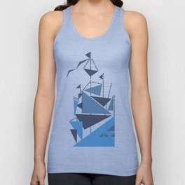 Simplified Unisex Tank Top