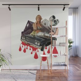 Showstopper Wall Mural