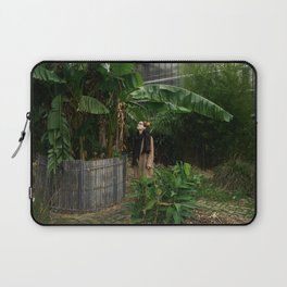 Transition from Summer to Winter Laptop Sleeve