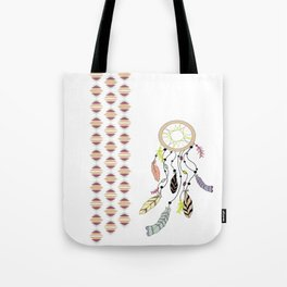 Drifting Dreamcatcher Tote Bag