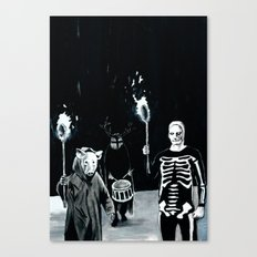 Pagans Do It Better Canvas Print