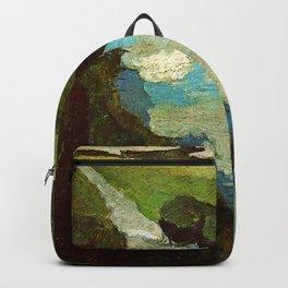 Landscape - Paula Modersohn-Becker Backpack