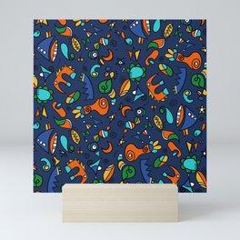 Amusons nous mini hélène Mini Art Print
