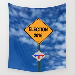 elections 2016 Wall Tapestry