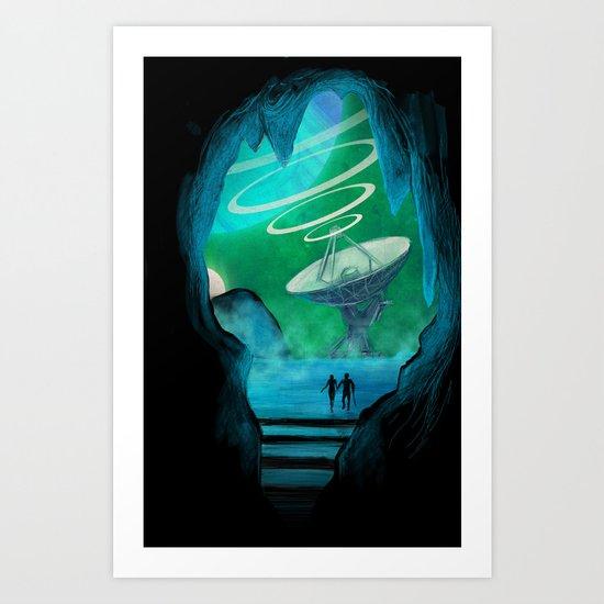 Expansion Volume IV Poster Art Print