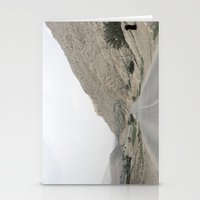 palestine Stationery Cards featuring Jordan Valley Palestine by Sanchez Grande