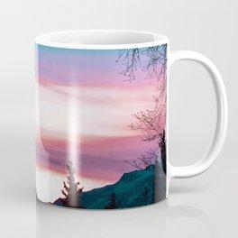 Alaskan Pastel Vibes Coffee Mug