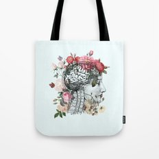 Beautiful Brain Tote Bag