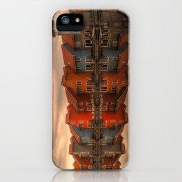 Reitdiephaven Groningen, The Netherlands iPhone Case