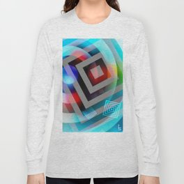 Color Technic I Long Sleeve T-shirt