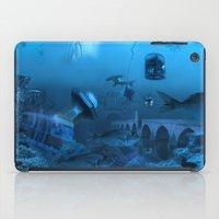 submarine iPad Cases featuring Submarine by Misko Stanisic