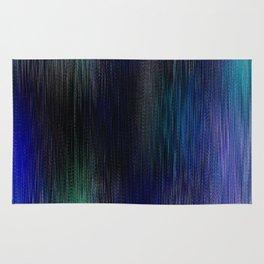 Blue Threads Rug
