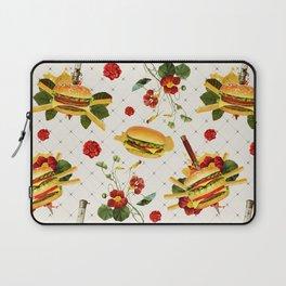 cheeseburger in gangstas paradise Laptop Sleeve