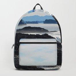 Ucluelet scenery Backpack