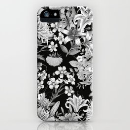 FLORAL GARDEN 5 iPhone Case