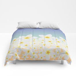 Tropical fragrance Comforters