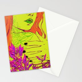 P O I S O N I V Y Stationery Cards