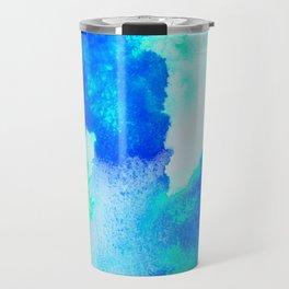Blue Java Travel Mug
