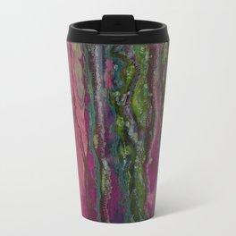 Spellbinding Impasse (Bioluminescent Field) Travel Mug