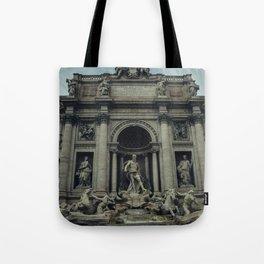 Fontana Di Trevi Tote Bag