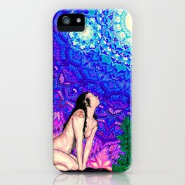 Rebecca Raven iPhone Case