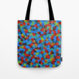 Dot series #1 Tote Bag