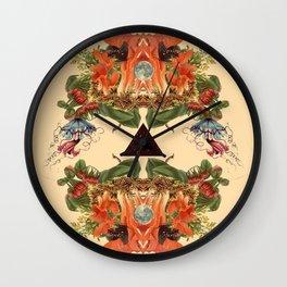 Heliotropic Wall Clock