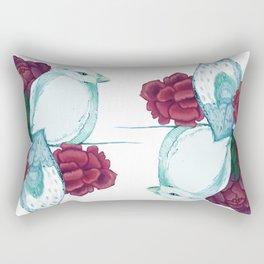 Little Birdie Rectangular Pillow