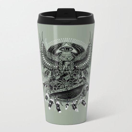Dream Quest II Metal Travel Mug