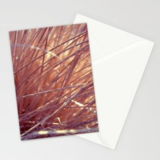 autumn straw Stationery Cards