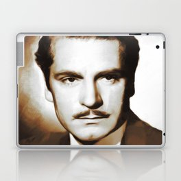 Sir Laurence Olivier, Actor Laptop & iPad Skin