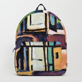 Interior - Joaquin Torres Garcia Backpack