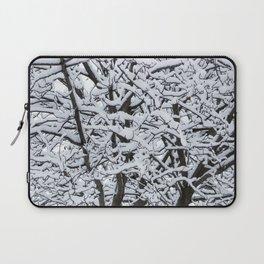 Winter Tree Laptop Sleeve