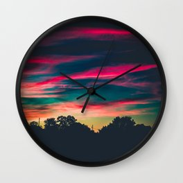 End Of Days Wall Clock