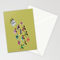Break the mold (handicap) Stationery Cards