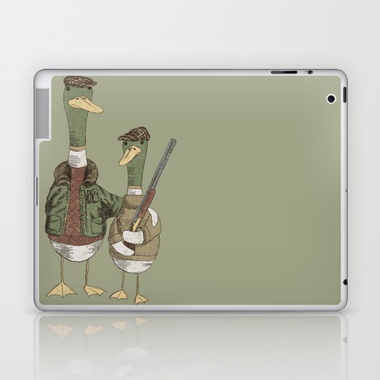 Hunting Ducks Laptop & iPad Skin