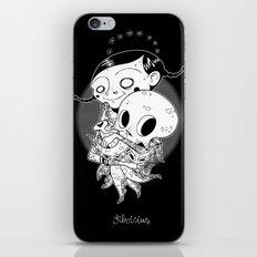 Octopus lover iPhone & iPod Skin