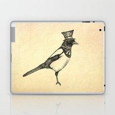 Hello Mister Magpie Laptop & iPad Skin