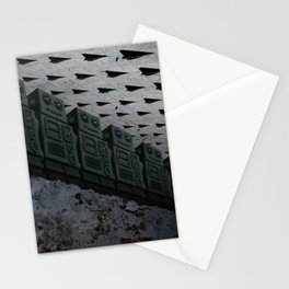 Toy Wars Stationery Cards